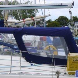 Maxi 34 Cockpit enclosure recover_1