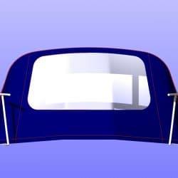 Maxi 95 Cockpit Enclosure, ref 6106_7