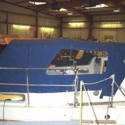 Southerly 115 series 3, Cockpit Enclosure_2