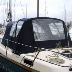Southerly 115 series 4, Cockpit Enclosure_1