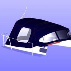 Westerly Konsort Cockpit Enclosure, IONA_10