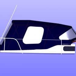 Westerly Konsort Cockpit Enclosure, IONA_6