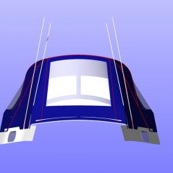 Westerly Solway Cockpit Enclosure, SAJE_3
