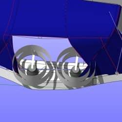 Westerly Solway Cockpit Enclosure, SAJE_6