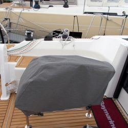 Hanse 348 Table Cover_2