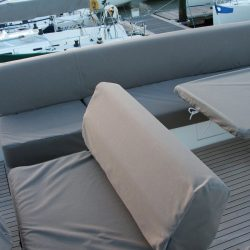 Sealine F42 Flybridge crew covers_5