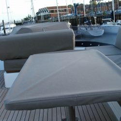 Sealine F42 Flybridge crew covers_3