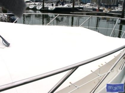 Sealine 42/5 Foredeck Cover_1