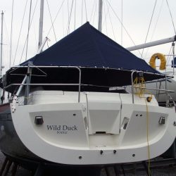 Southerly 32 Over Boom Deck Cover_2