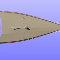 XC42 Foredeck Cover with skirt_8