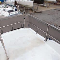 Beneteau Swift Trawler ST 30, Flybridge Dodgers_2