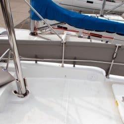 Beneteau Swift Trawler ST 30, Flybridge Dodgers_3