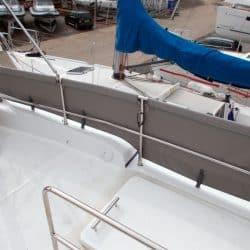 Beneteau Swift Trawler ST 30, Flybridge Dodgers_4