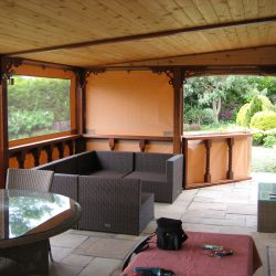 Garden patio awning_6