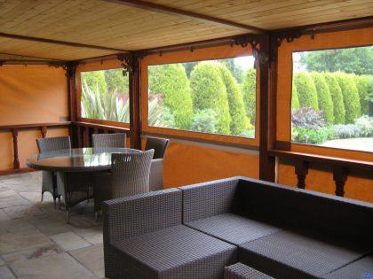 Garden patio awning_8