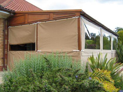 Garden patio awning_3