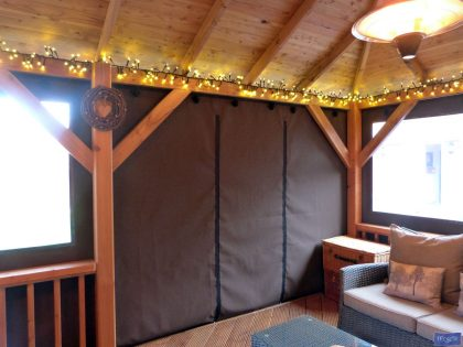 Garden Room, Gazebo Enclosure Side Panels_5