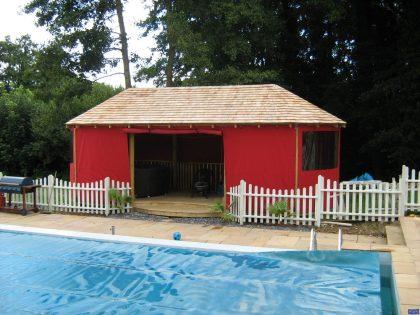 Garden Swimming Pool Gazebo Awnings_7