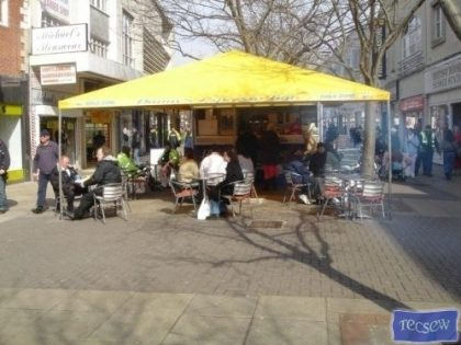 Gazebos for Personal and Business Use 1