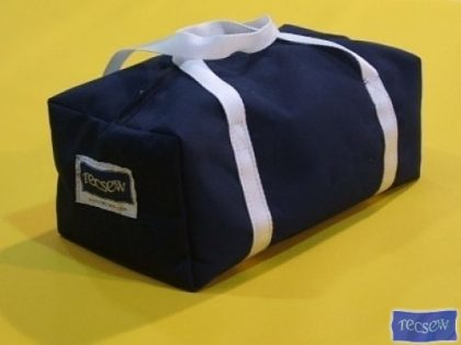 Tecsew Branded, Holdall, in small/medium/large sizes