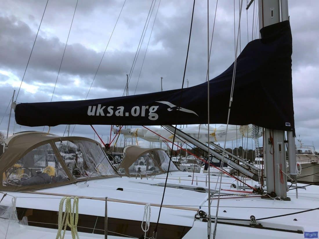 Jeanneau Sun Odyssey 449 Sail cover_2