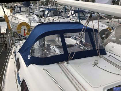 Bavaria 30 Sprayhood recover for CJ original_1