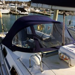 Bavaria 38 Cruiser Sprayhood recover for CJ original_4