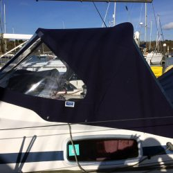 Bavaria 38 Cruiser Sprayhood recover for CJ original_5