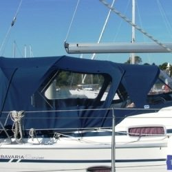 Bavaria 42 Cruiser Sprayhood_1