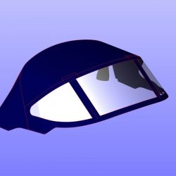 Bavaria 50 Cruiser, Tecsew design larger Sprayhood_11