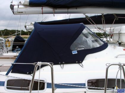 Bavaria 50 Cruiser Sprayhood recover for CJ original_1