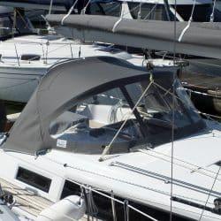Bavaria Cruiser 34, 2016 Sprayhood_4