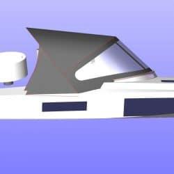 Bavaria Cruiser 41, 2013 Sprayhood_10