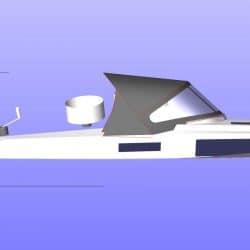 Bavaria Cruiser 41, 2013 Sprayhood_12