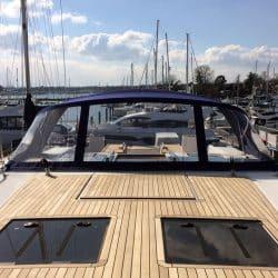 Bavaria Cruiser 45 Style 2018, Sprayhood, ref 8510_3