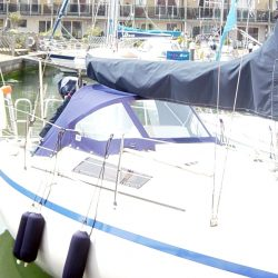 Beneteau First 30 Sprayhood_3