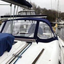 Beneteau Oceanis 361 Sprayhood type 2,