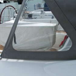 Beneteau Oceanis 40 Sprayhood recover for factory fitted original_3
