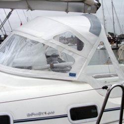 Beneteau Oceanis 473 Sprayhood recover _4