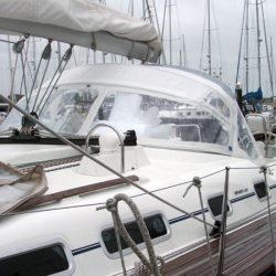 Beneteau Oceanis 473 Sprayhood recover _5