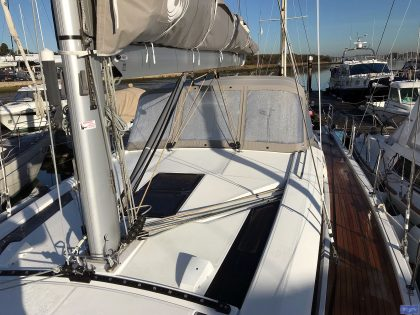 Beneteau Oceanis 51.1, model with NO ARCH, Sprayhood_6