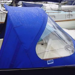 Contessa 32 Sprayhood, Iceberg_3