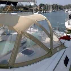 Hanse 531 Original Sprayhood