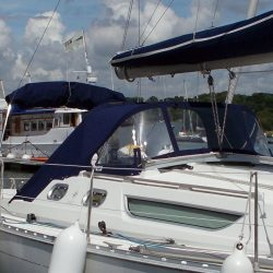 Jeanneau Sun Odyssey 36.2 Sprayhood, High model_1