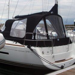 Jeanneau Sun Odyssey 379 Optional Cockpit Enclosure_1