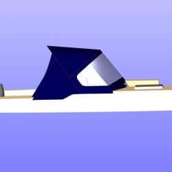 Moody 48, Hanse built model, Sprayhood_7