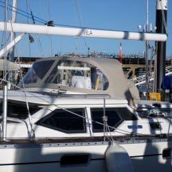 Oyster 45 Sprayhood recover_2