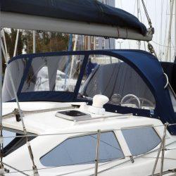 Southerly 110 Sprayhood special high design, Wenda, Boat 36_3