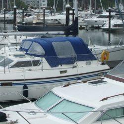 Southerly 115 series 1 Sprayhood, Sea Thyme_3