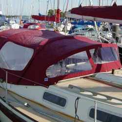Westerly Fulmar Sprayhood, Fulmarks_4